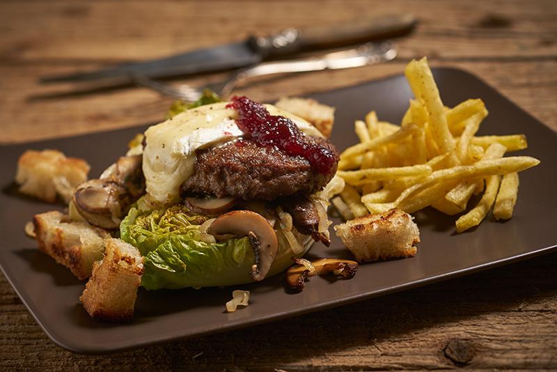 Deze skinny Zweedse hamburger vraagt om uitgebreid genieten
